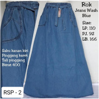 Rok Semi Payung